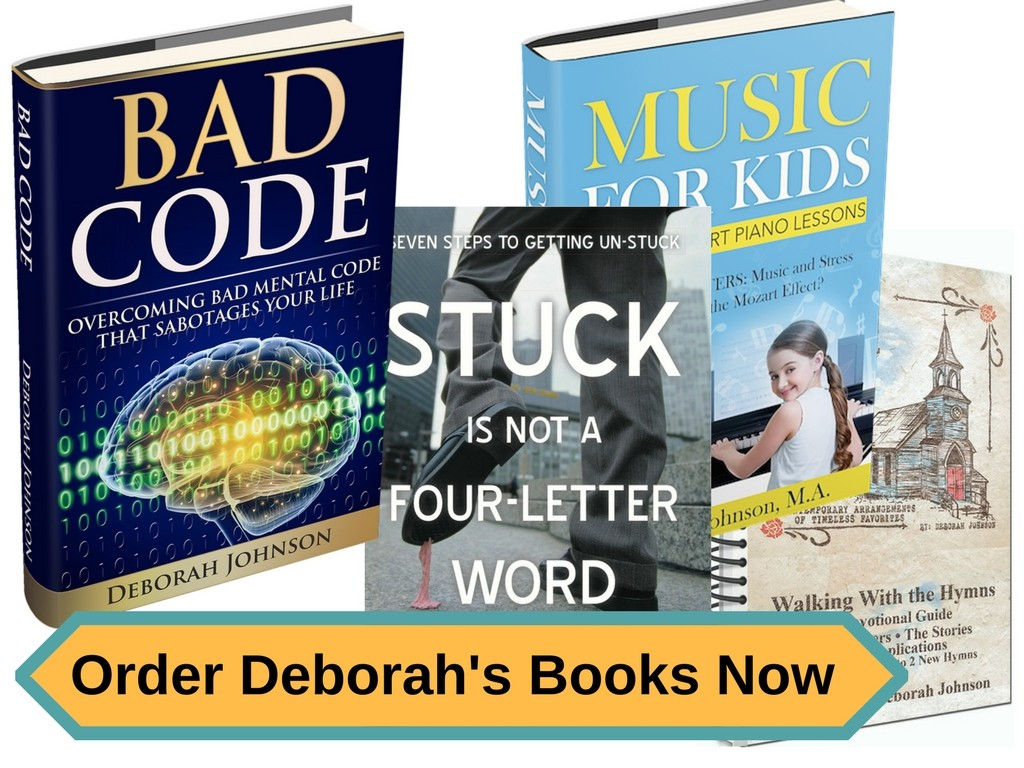 Deborah Johnsons Books