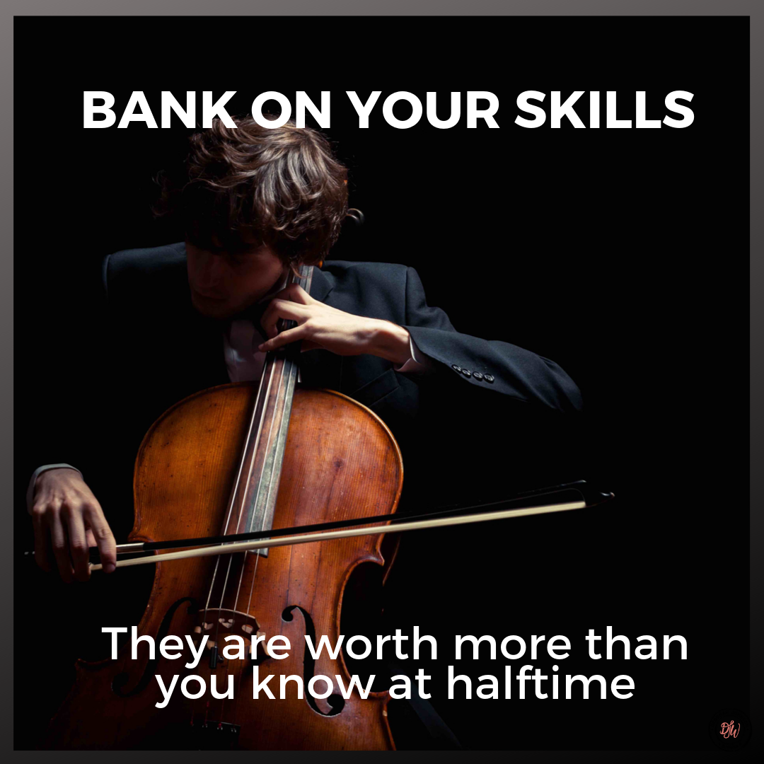 Bank on Your Skills-Deborah Johnson