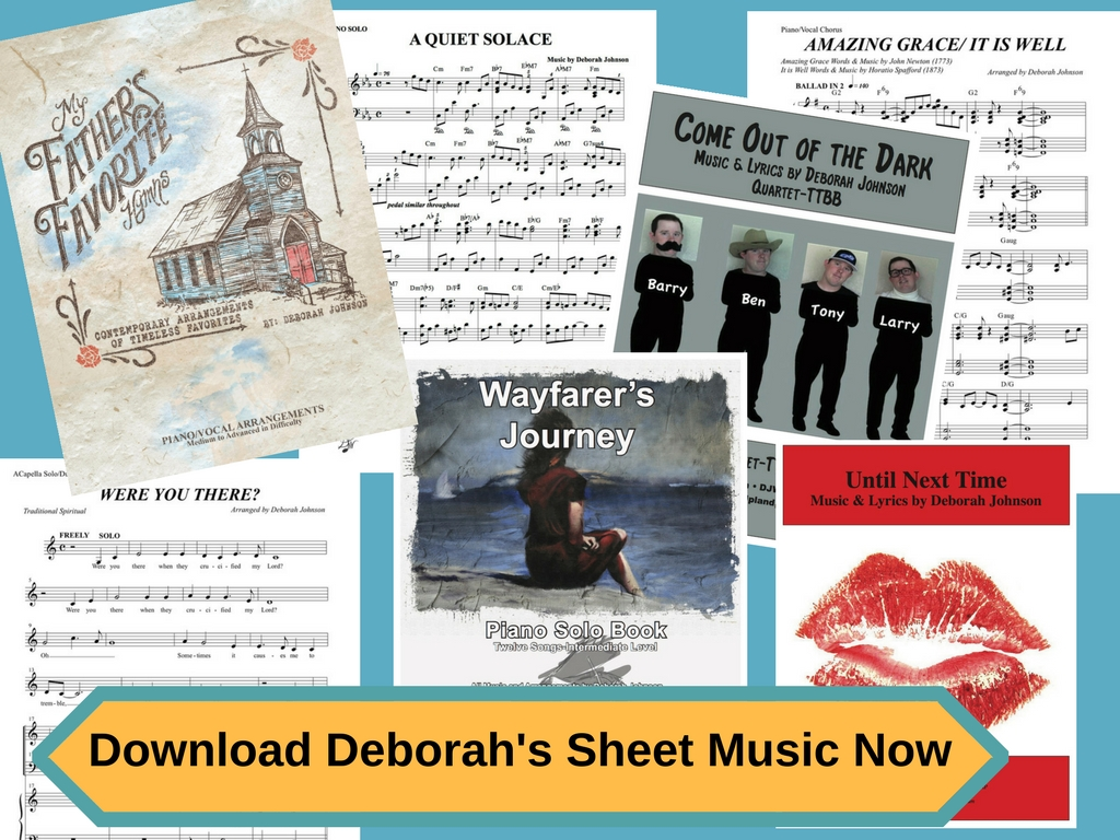 Deborahs sheet music