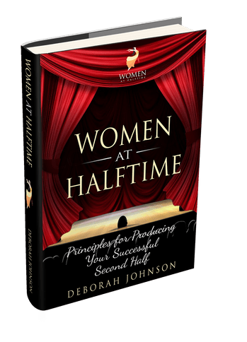Women at Halftime Book