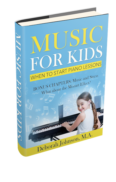 Music for Kids Book