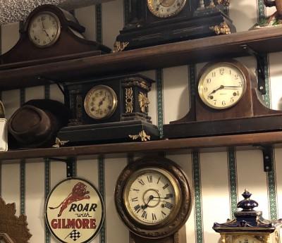 Clocks-Spend Time