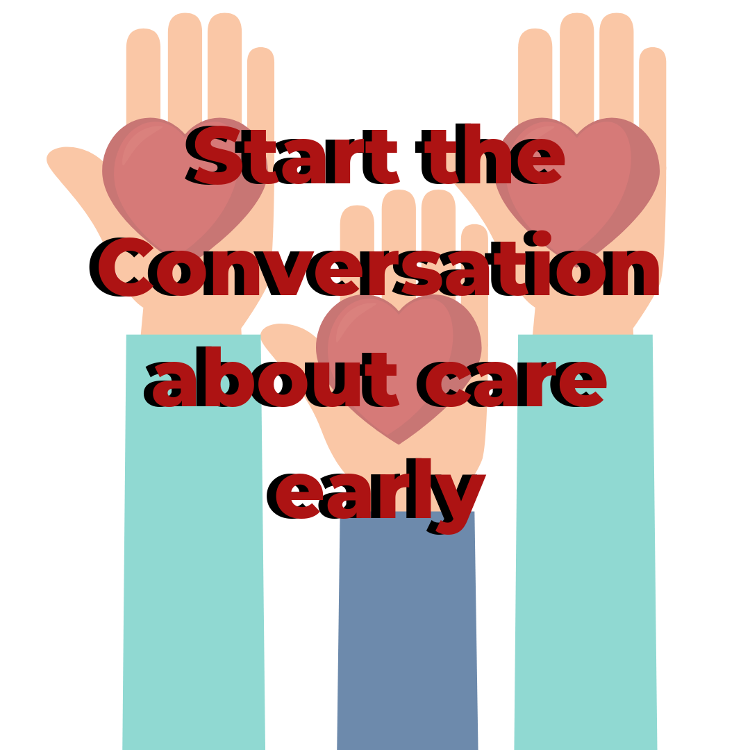 Care conversation-Emotional Support