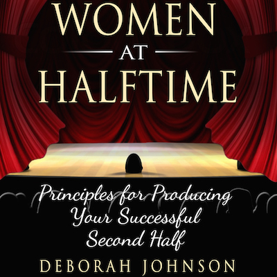 Women at Halftime Audible Cover