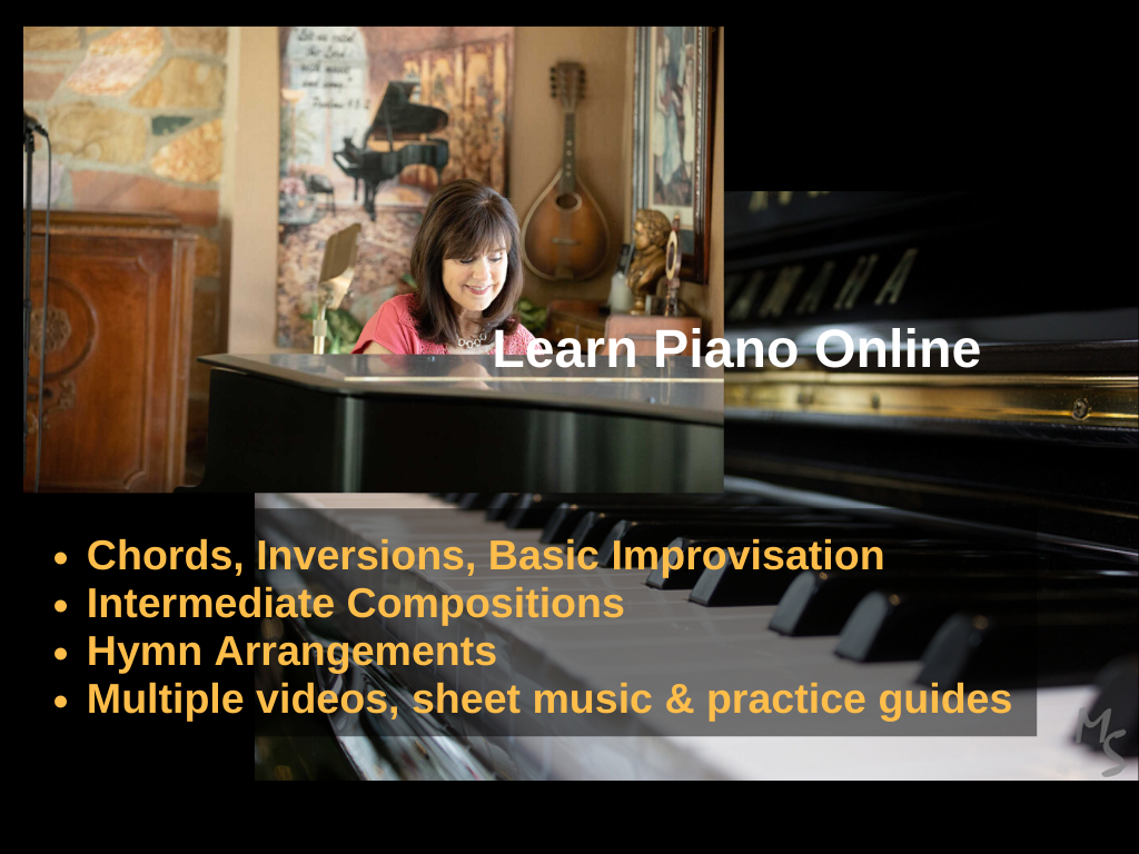 Learn Piano Online Deborah Johnson