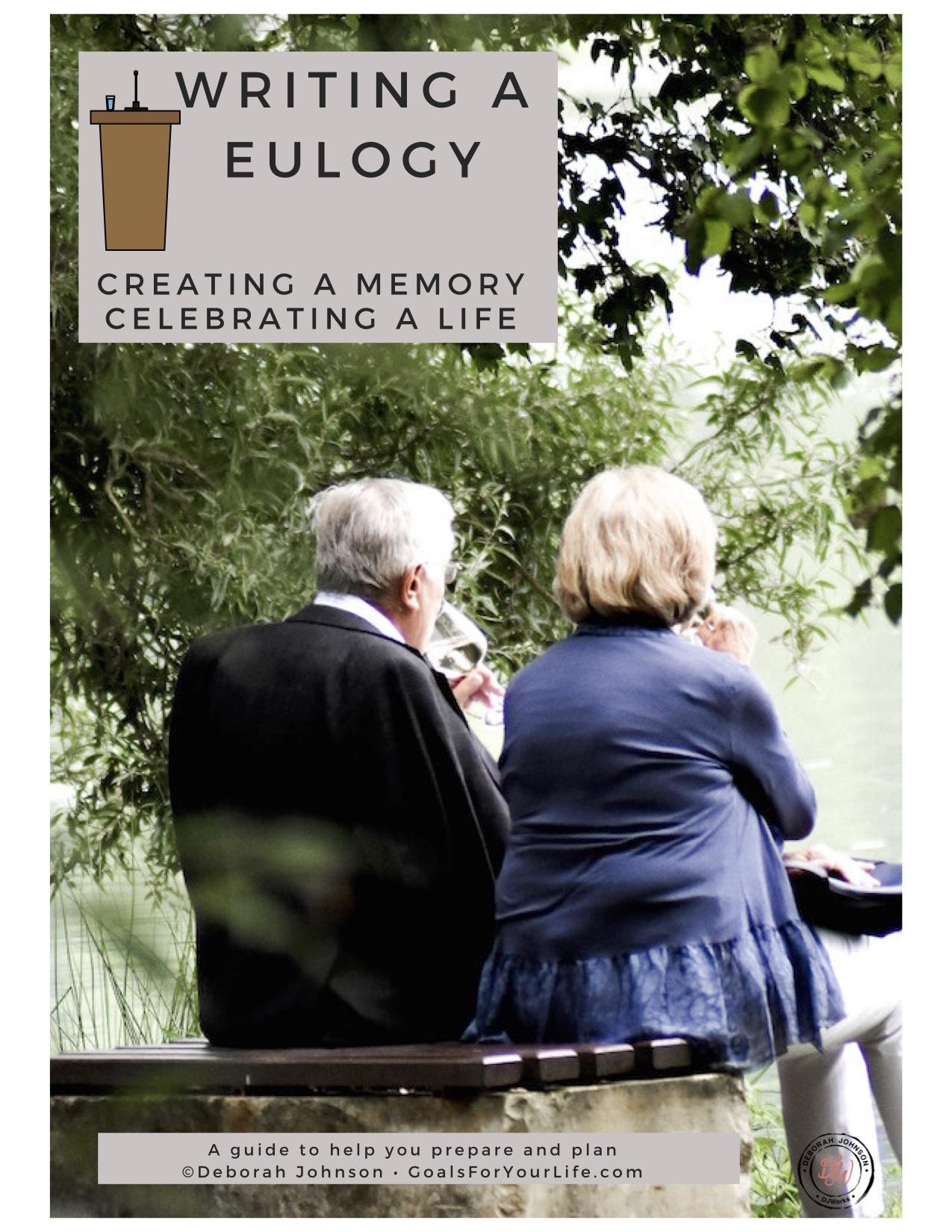 Eulogy Writing-Deborah Johnson