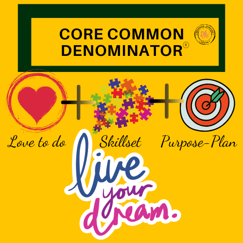 Core Common Denominator-Deborah Johnson