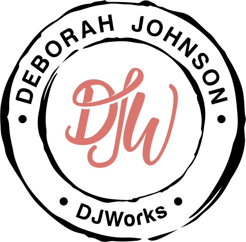 DJW Deborah Johnson Logo