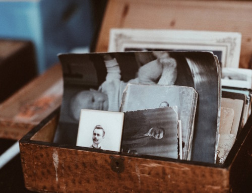 Discovering your Family History with Wayne Haston