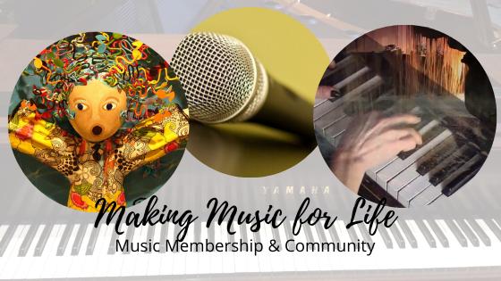 Making Music for Life Membership-Deborah Johnson