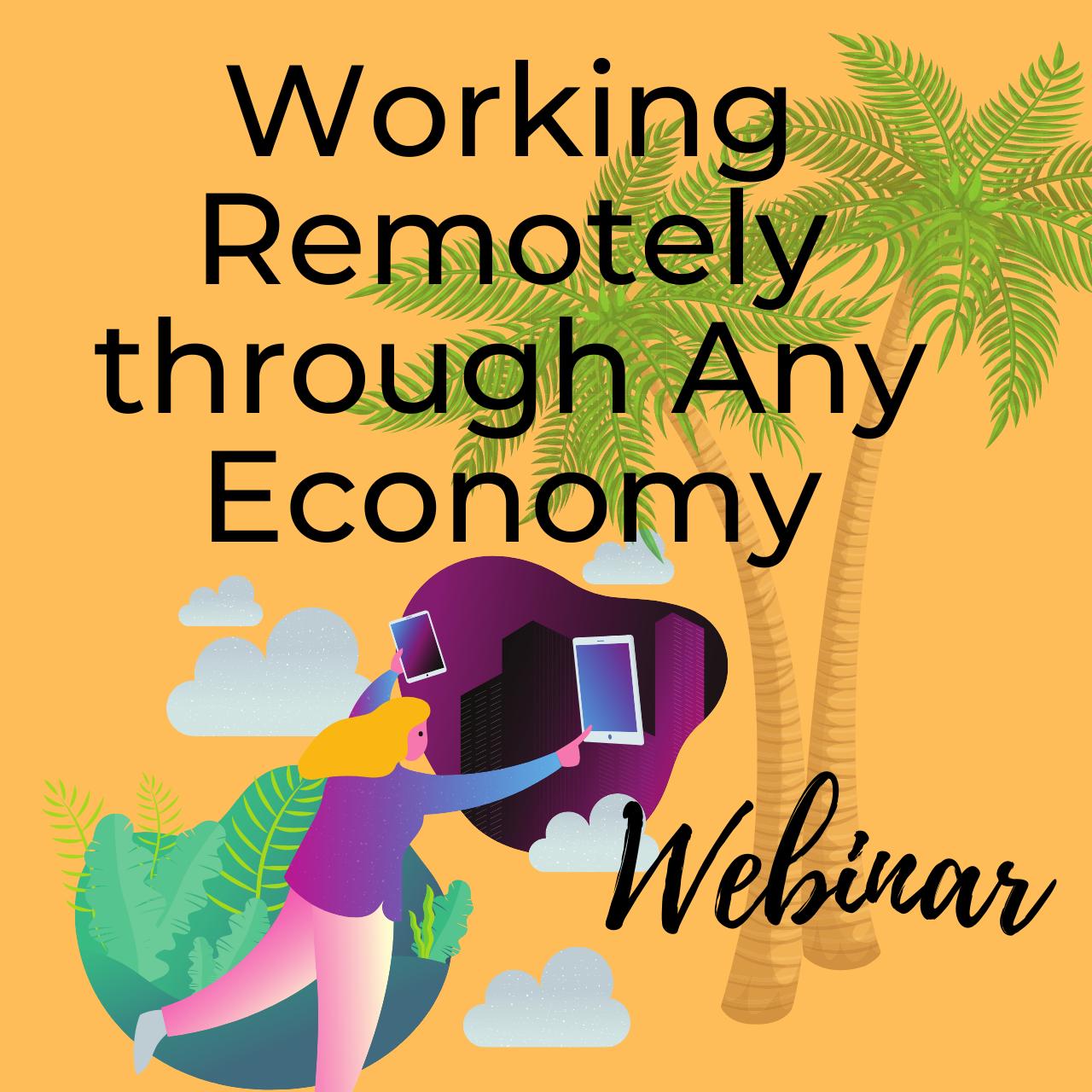 Working Remotely Webinar-Deborah Johnson