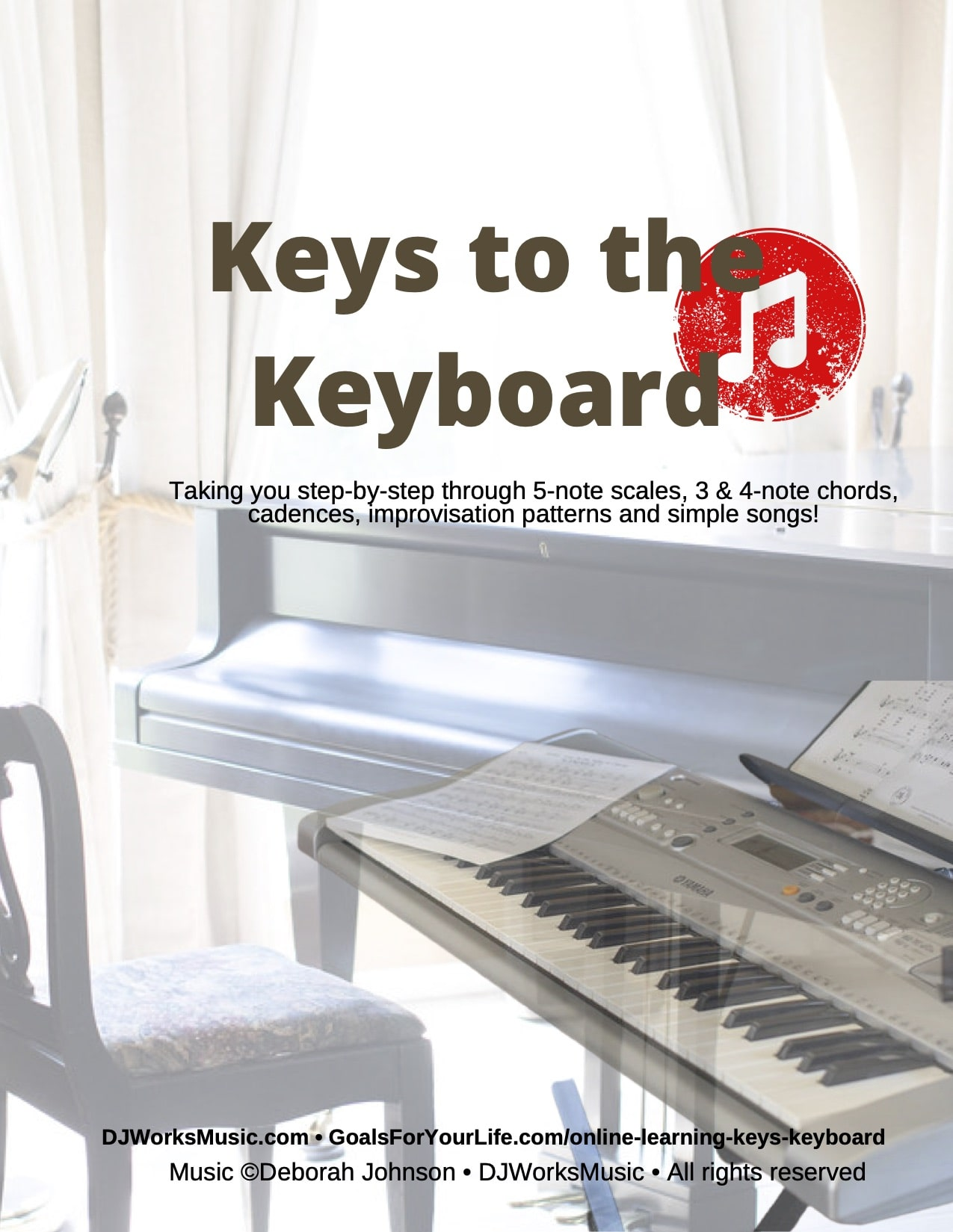 Keys to the Keyboard Cover 2021