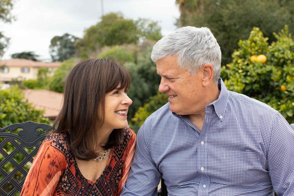Deborah & Greg Johnson 2021