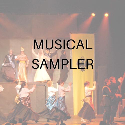Musical Sampler-Deborah Johnson