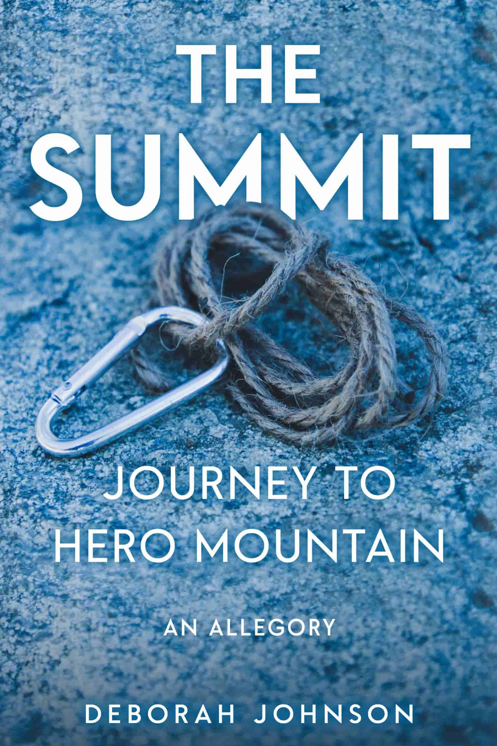 The Summit Book-Front